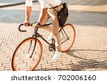 cropped picture of young... | Shutterstock . vector #702006160