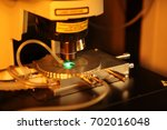 laser processing of... | Shutterstock . vector #702016048