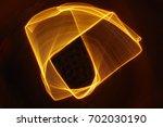 abstract light art texture | Shutterstock . vector #702030190