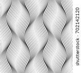 vector seamless texture. modern ... | Shutterstock .eps vector #702142120