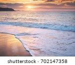 beautiful seascape. composition ...   Shutterstock . vector #702147358