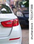 car on road. element of design.   Shutterstock . vector #702147388