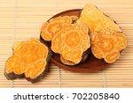 polygonum multiflorum | Shutterstock . vector #702205840