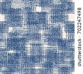 vector tie dye seamless pattern.... | Shutterstock .eps vector #702247498