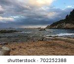 The Costa Brava Coastline...