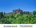 gruyere's castle  switzerland | Shutterstock . vector #702285463