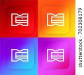 sharpener four color gradient...