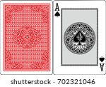 Playing Card Ace Of Spades