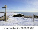Snowy Winters View Of The...