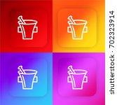 mortar four color gradient app...