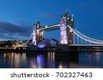 London's Famous Tower Bridge...