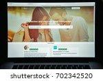 milan  italy   august 10  2017  ... | Shutterstock . vector #702342520