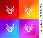 sai four color gradient app...
