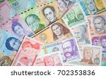 variety of south american... | Shutterstock . vector #702353836