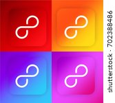 infinity four color gradient...