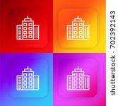 apartment four color gradient...