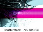 3d rendering of technology...   Shutterstock . vector #702435313