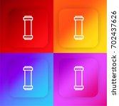 pipe four color gradient app...