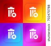 delete four color gradient app...