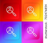 search four color gradient app...
