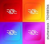 help four color gradient app...