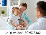 medicine  healthcare  pediatry... | Shutterstock . vector #702508300