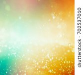 abstract bokeh light background  | Shutterstock . vector #702537010