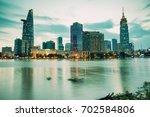 ho chi minh city  vietnam  ...   Shutterstock . vector #702584806