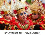 denpasar  bali island ... | Shutterstock . vector #702620884