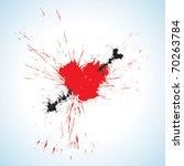 Inky Heart