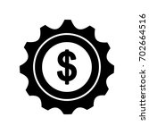 gears machine with money
