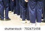 discipline is discipline ...   Shutterstock . vector #702671458