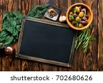 olives | Shutterstock . vector #702680626