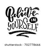 vector illustration of believe... | Shutterstock .eps vector #702778666