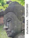 sculptures  statues  religious... | Shutterstock . vector #702845380