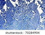stock photo  texture art thai... | Shutterstock . vector #70284904