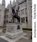 Aberdeen  Scotland   July 25 ...