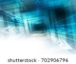 blue design  background with... | Shutterstock .eps vector #702906796