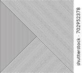 lined pattern | Shutterstock .eps vector #702952378