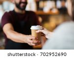 small business  people and... | Shutterstock . vector #702952690