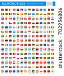 bookmark tag flag icons   all... | Shutterstock .eps vector #702956806
