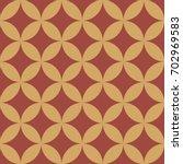 retro seamless tile pattern.... | Shutterstock .eps vector #702969583