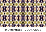 colorful seamless pattern for... | Shutterstock . vector #702973033