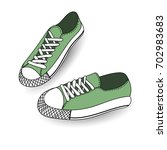 vector illustration of hand... | Shutterstock .eps vector #702983683