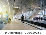 frankfurt  germany   aug 8 ...   Shutterstock . vector #703019368