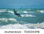 vityazevo  anapa  krasnodar... | Shutterstock . vector #703034398