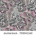 Leopard Texture..zebra Print.....