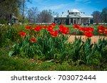 charlottesville  virginia  ... | Shutterstock . vector #703072444