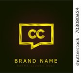 creative common golden metallic ...