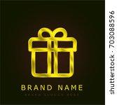 supermarket gift golden...